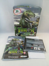 PC CD-Rom - Turok Dinosaur Hunter - Big Box