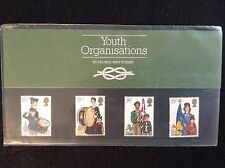 GB Royal Mail 1982 Presentation Pack #133 YOUTH ORGANIZATIONS - Low S&H