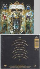 CD--MICHAEL JACKSON -- -- DANGEROUS