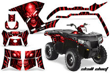 POLARIS SPORTSMAN 500 800 2011-2014 GRAPHICS KIT CREATORX DECALS SCR