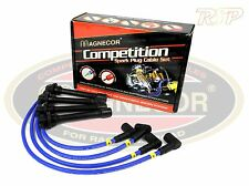 Magnecor 8mm Ignition HT Leads/wire/cable BMW 318i (E46) 1.9i SOHC 8v 1998-2003