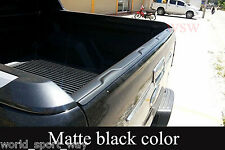 Matte Black Back Line Tailgate Cover For Ford Ranger Mk2 PX2 Wildtrak 2016 2017