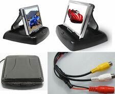 """Monitor LCD 4"""".Auto,videosorveglianza,retromarcia.Per videocamera telecamera!!"""
