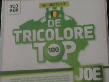 HET BESTE UIT DE TRICOLORE TOP 100 (Joe FM) (4 CD - 2012) Novastar, Cousins.....