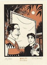 EX LIBRIS D. DAVID - JIMMY BOY