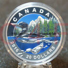 2016 - Canada - Geometry in Art #1- The Loon - $20 1 oz Pure Silver Coin