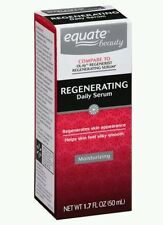 Equate Daily Regenerating Serum Compare to Olay Regenerist 1.7oz Box issues