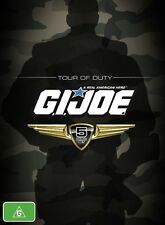 GI Joe - Tour Of Duty : Collection 1 (DVD, 5-Disc Set) *New *Fast Shipping *R4