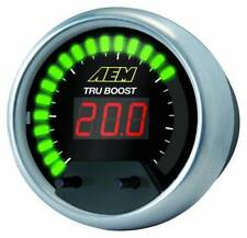 AEM TRU-BOOST - Gauge-Type Electronic Turbo Boost Controller p/n:30-4350