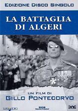 La Battaglia Di Algeri (1965) DVD Edizione Disco Singolo