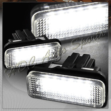 For 2003-2010 Mercedes Benz E-Class 6000K License Plate White 18-SMD LED Lights