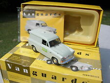 "VANGUARDS 1/43 METAL FORD 307E 7 cwt ANGLIA  Fourgonnette ""LONDON"" serie limitée"