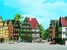 HS Vollmer Fischerhaus 7752   Fachwerk  Spur N