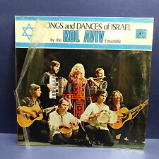 KOL AVIV ENSEMBLE Songs and dances of Israel SVS 2718