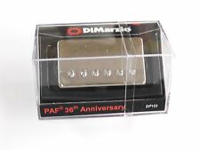 DiMarzio R-spaced PAF 36th Anniversary Neck Humbucker W/Nickel Cover DP 103