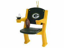 Green Bay Packers Christmas Tree Ornament Stadium Chair