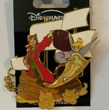 DISNEY PIN LE DLRP TINKER BELL PETER PAN TRAIN SERIES DISNEYLAND PARIS