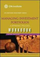 Managing Investment Portfolios Workbook: A Dynamic Process