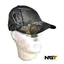 *BRAND NEW* CAMO CAP IDEAL FOR CARP PIKE COARSE FISHING HUNTING OR SHOOTING