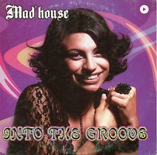 "MAD'HOUSE ""INTO THE GROOVE"" RARE SPANISH PROMO CD SINGLE / MADONNA - BRAY"