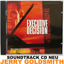 Executive Decision - Jerry Goldsmith - Soundtrack CD NEU (Varèse Sarabande)