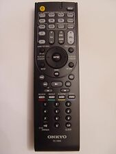Onkyo RC-799M Remote Control Part # 24140799 For HT-R391  HT-R558  HT-R590