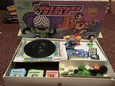 Powerpuff Girls: Mojo Jojo Attacks Townsville Board Game Complete MB 2000