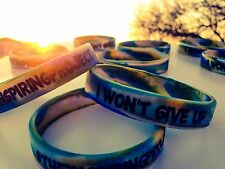 The Inspiring Project's Inspire Bracelets For A Great Cause