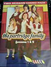 The Partridge Family: Seasons 1 & 2 DVD BRAND NEW