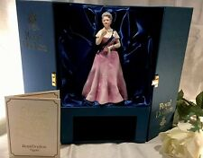 ROYAL DOULTON  QUEEN MOTHER 80th BIRTHDAY HN2882 BOX & CERT LIMITED ED 757/1500