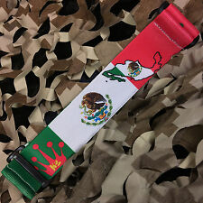 NEW KM Paintball Universal Mask Goggle Strap - 09 Mexico