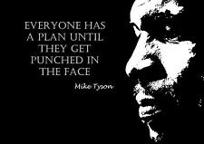 BOXING MIKE TYSON INSPIRATIONAL / MOTIVATIONAL  POSTER / PRINT (2)