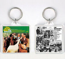 THE BEACH BOYS PET SOUNDS 1966 LP COVER KEYRING LLAVERO