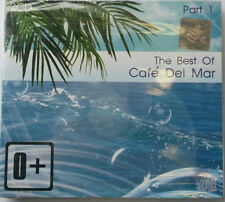 The Best of Café Del Mar  Part 1 ( 2 CD in Digipack, 28 tracks, NEW )