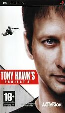 TONY HAWK'S  PROJECT 8            -----   pour PSP