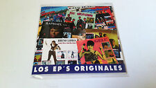 "CD ""LOS EP'S ORIGINALES"" CD 16 TRACKS CARD SLEEVE RAPHAEL KARINA LOS MUSTANG PEK"