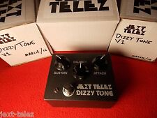 Jext Telez Dizzy Tone Pedal V1 PEDAL BOARD FRIENDLY VERSION IS HERE! AC POWERED!