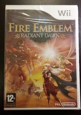 Fire Emblem: Radiant Dawn (Nintendo Wii PAL) BRAND NEW&FACTORY SEALED