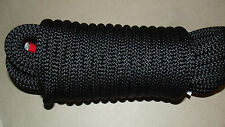 "NEW 7/16"" x 44' Kernmantle Static Line, Climbing Rope"