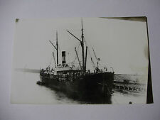 E328 - ELSA - Merchant Ship PHOTO