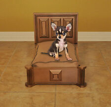 Gorgeous Handcrafted Luxury Dog or Cat Bed (Pet Bed)
