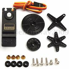 High Speed Torque Standard Servo for S3003 RC Car Plane Helicopter Airplane Boat