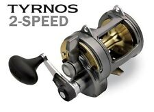 Shimano Tyrnos 20 TYR20II 2 Speed Fishing Reel Lever Drag Model TYR-20II