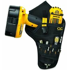 Drill Pocket Bag Tool Workshop Storage Waist Apron Carpenter Belt Cordless Poly