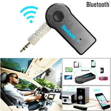 3.5mm Wireless Bluetooth3.0 AUX Audio Stereo Music Home Car Receiver Adapter Mic