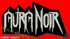 AURA NOIR EMBROIDER BACK PATCH CELTIC FROST TORMENTOR SPEEDWOLF Metal Negro