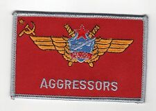 USSR Aggressors/Silver BC Patch Cat No M5072
