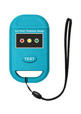 PAINT THICKNESS TESTER METER INDICATOR CAR BODY TOOL CRASH TEST HIGH QUALITY