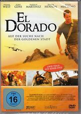 The Search for El Dorado , uncut , Region2 , Luke Goss , Shane West , NEW!!