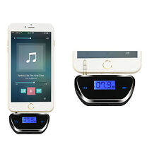 New Universal 3.5mm Audio Car Transmitter FM Radio Adapter For iPhone MP3 FM20